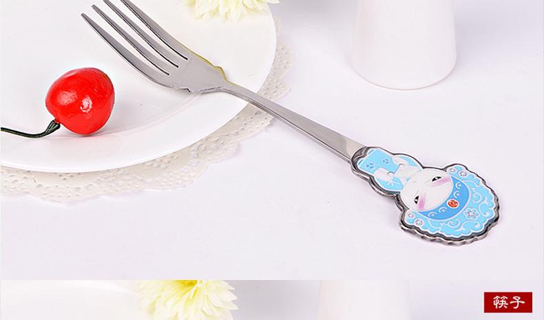 中国京劇臉譜食器6点セット