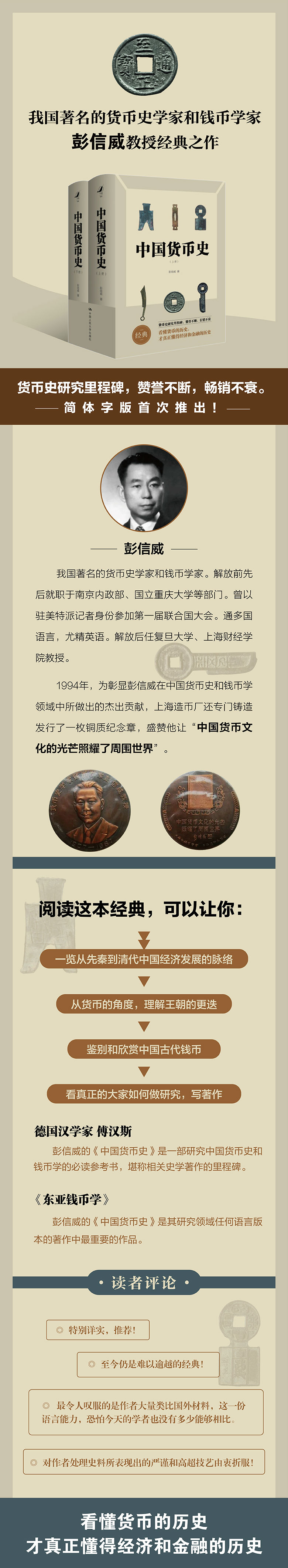 中国貨幣史(上下)