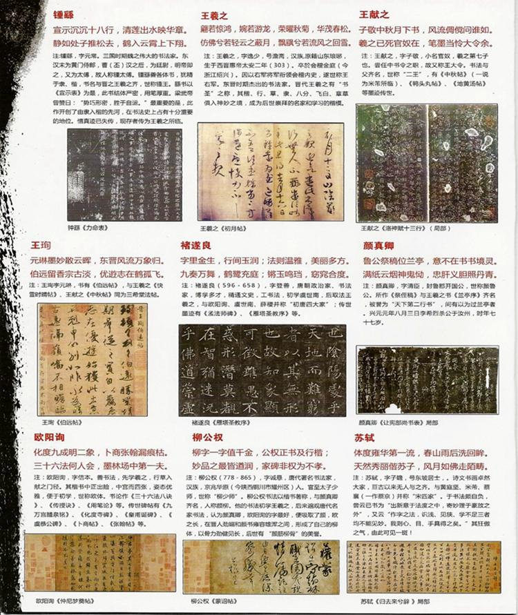 中国歴代書法名家名品全集(全16冊)