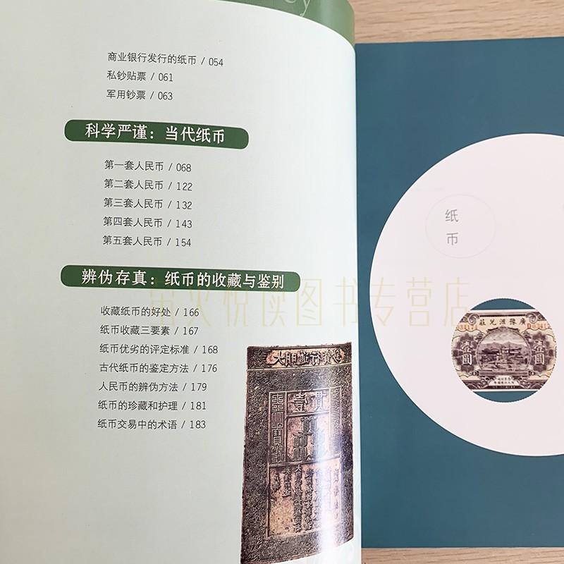 紙幣収蔵品鑑-中国珍蔵鏡鑑書系